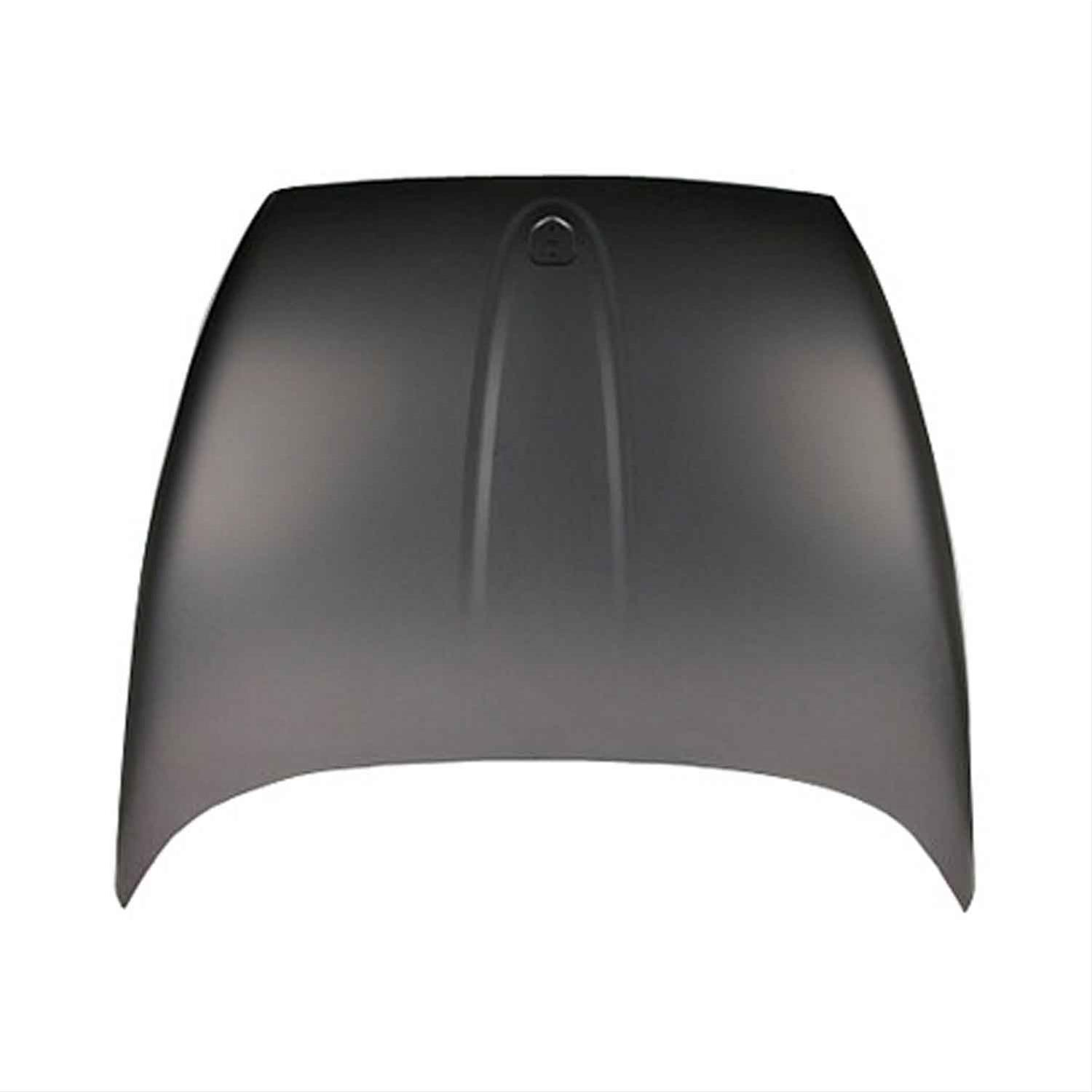 Steel OEM Replacement Hood 97-04 Dakota, 98-03 Durango