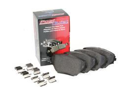 Centric Posi Quiet Extended Wear Brake Pads 00-02 Dakota,Durango