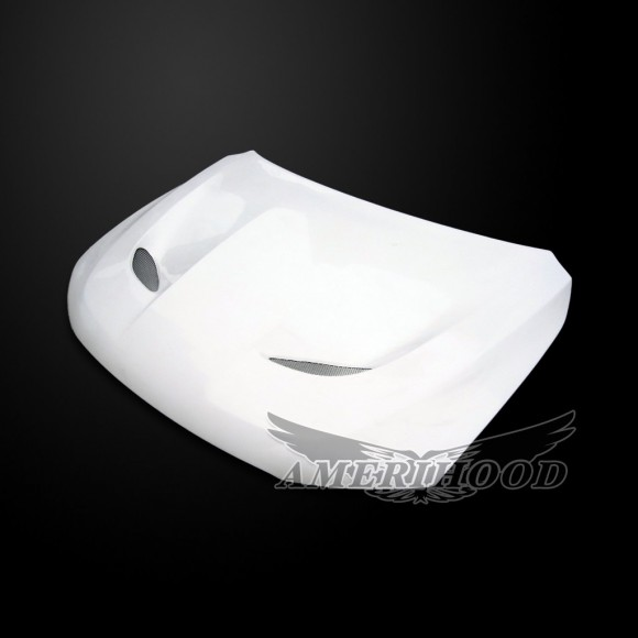 Fiberglass Heat Extraction Style Hood 11-up Dodge Durango