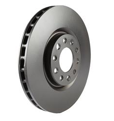 EBC Black OE-Style Front Brake Rotors 97-02 Dakota,98-02 Durango