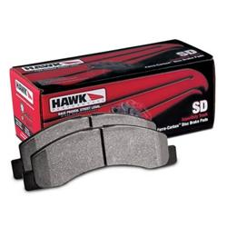 Hawk Performance SuperDuty Front Brake Pads 00-02 Dakota,Durango