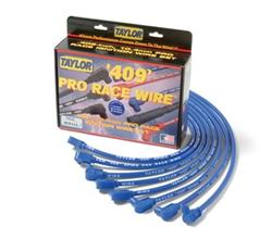 Taylor 409 Pro Race Ignition Wires 90-03 Dodge, Jeep 5.2L, 5.9L