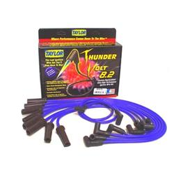 Taylor ThunderVolt 8.2 Ignition Wires 90-03 Dodge, Jeep 5.2,5.9L