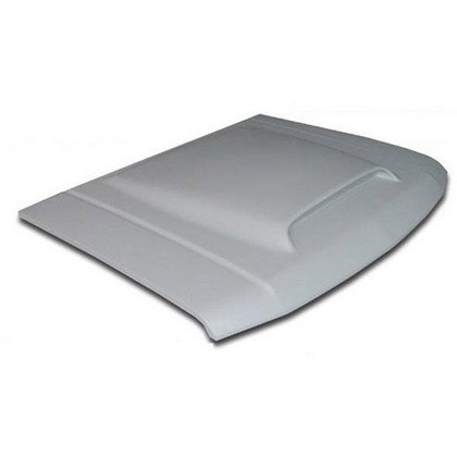 Fiberglass Max Ram Air Hood 91-96 Dodge Dakota