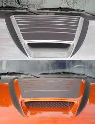 """Daytona"" Custom Limited Edition Hood Scoop Decal Kit"