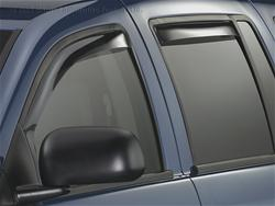 Weathertech Lt Smoke Side Window Deflectors 04-09 Durango, Aspen