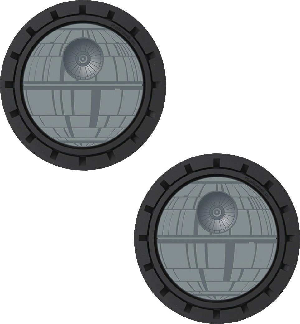 Plasticolor Star Wars Death Star Cup Holder Coaster Inserts