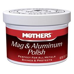 Mothers Mag and Aluminum Polish 10 oz.