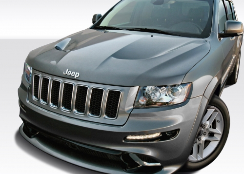 Duraflex SRT Hood 11-up Jeep Grand Cherokee