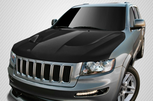 Carbon Fiber SRT Hood 11-up Jeep Grand Cherokee