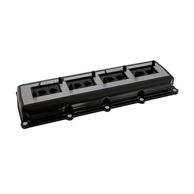 Moroso Black Aluminum Valve Covers 03-up Gen III Hemi