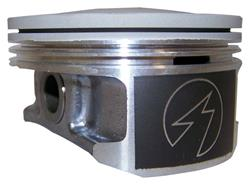 Hypereutectic Dome 3.917 in. Piston 03-up 5.7L Hemi