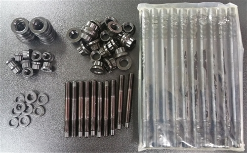 Gen3 Performance Products Head Stud Kit GEN III Aluminum Block