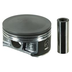 Hypereutectic Dome 3.947 in. Pistons 03-up 5.7L Hemi