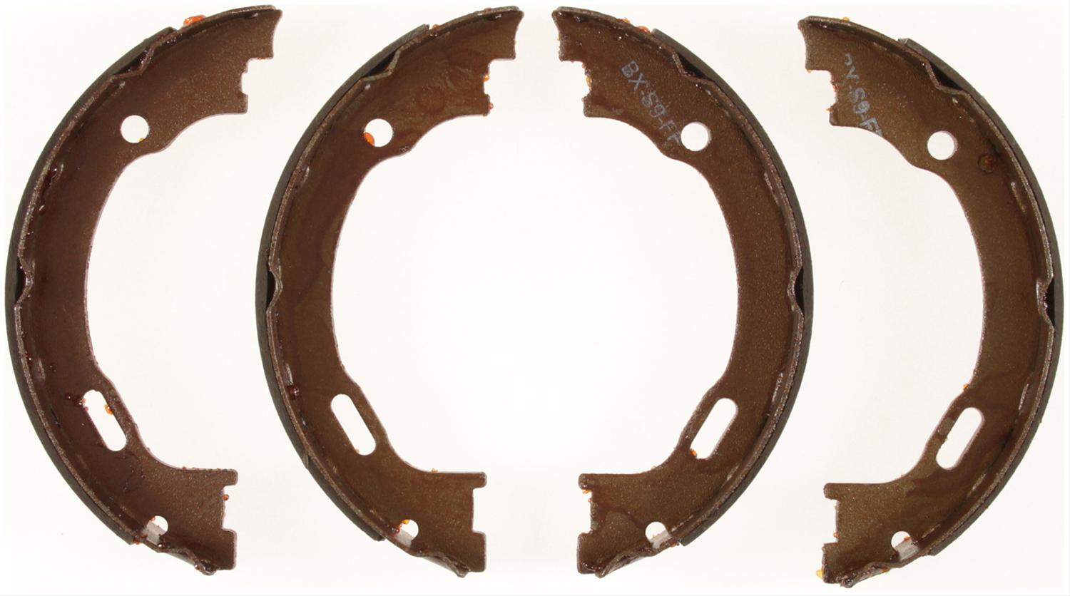 Bendix Brakes Parking Brake Shoes 05-up LX Cars, Challenger