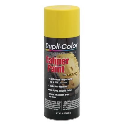 Dupli-Color Hi-Performance Aerosol Brake Caliper Paint