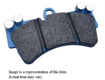 EBC Bluestuff NDX Front Brake Pads 05-up LX Cars V6, 5.7L Hemi