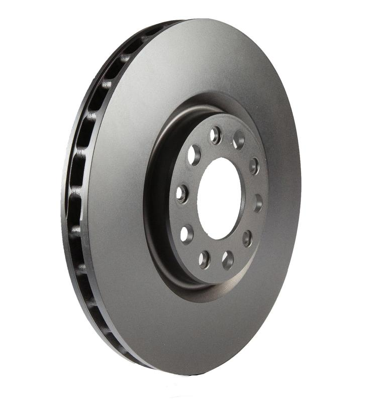 EBC RK Series Premium Front Rotors 05-up LX Cars 12.6