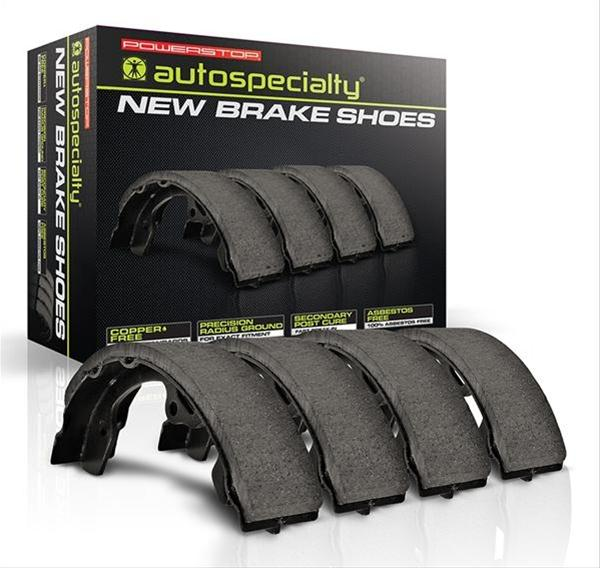 Power Stop Parking Brake Shoes 05-up LX Cars, Challenger