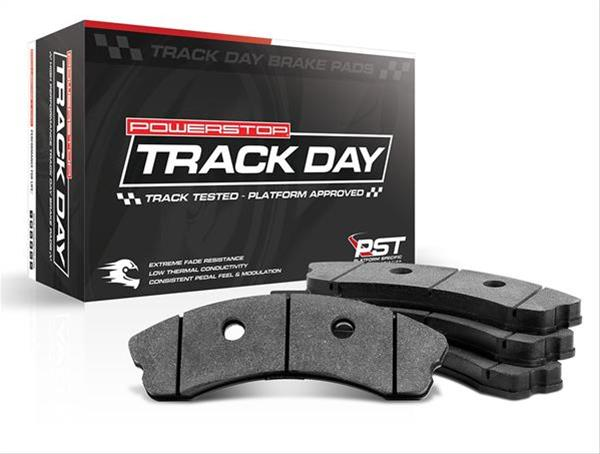 Power Stop PST Rear Brake Pads 05-up LX Cars SRT-8