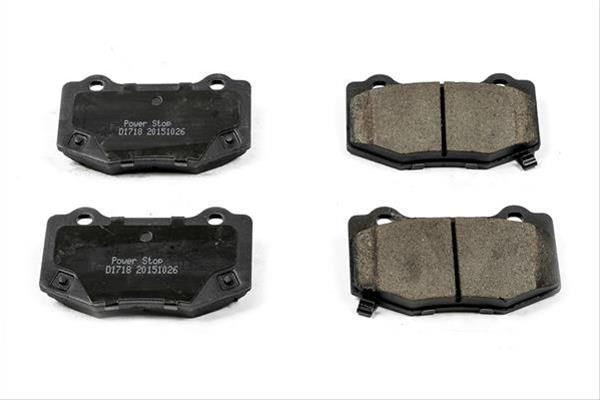 Power Stop Z16 Front Brake Pads 05-up LX Cars SRT-8