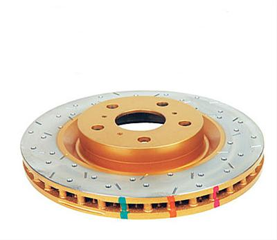 DBA HD Series 4000XS Front Brake Rotors 05-up LX Cars V6-5.7L