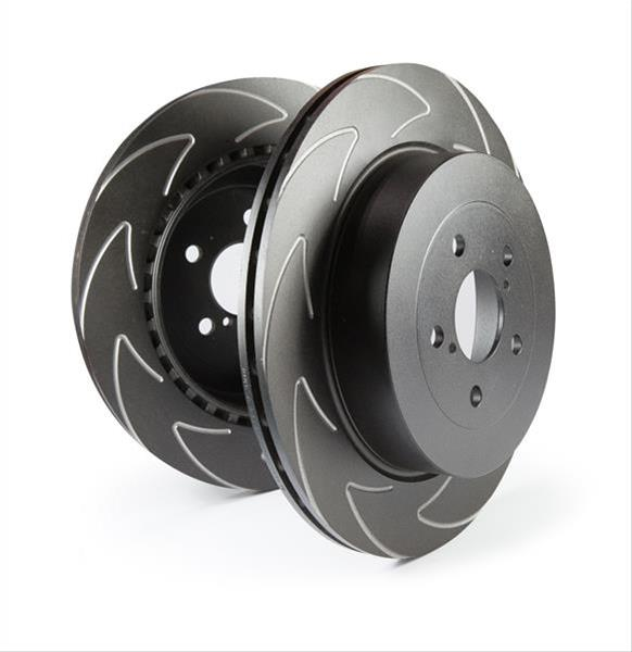 EBC Brakes GD7240 3GD Series Dimpled and Slotted Sport Rotor