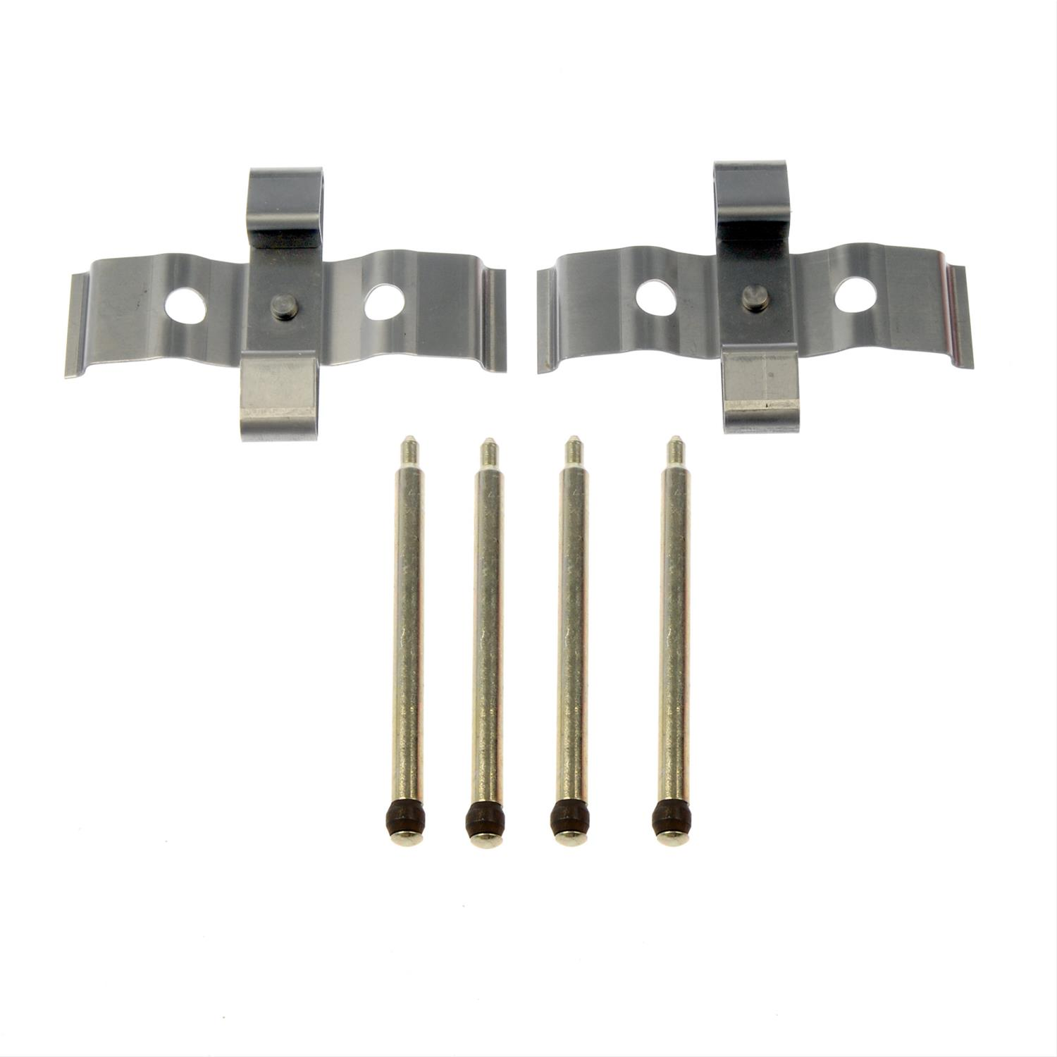 Rear Disc Brake Hardware Kit 05-up LX Cars SRT-8