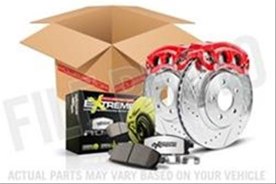 PowerStop Z26 Performance Brake Kit 08-up Dodge Challenger
