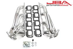 JBA Silver Shorty Headers 09-up Chrysler, Dodge LX Cars SRT8