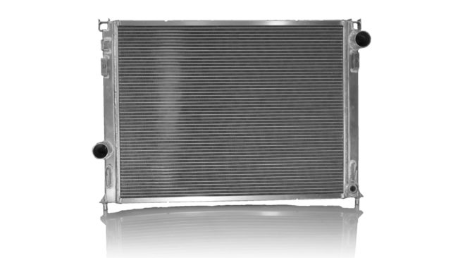 CR Racing OE Fit Extruded Tube Radiator 05-up Dodge-Chrysler V8