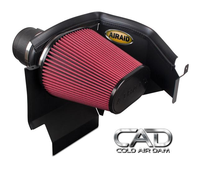AirAid Red SynthaMax Intake Kit 11-up Charger, Challenger, 300