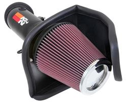K&N 69 Series Typhoon Air Intake 15-up Hellcat-Demon 6.2L
