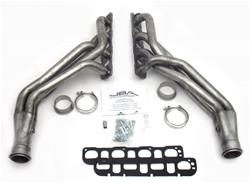 JBA Raw Stainless Full Headers 05-up Chrysler,Dodge LX Cars Hemi