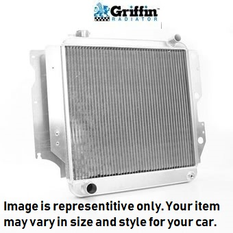 Griffin Performance Radiator 05-up Dodge-Chrysler Hemi