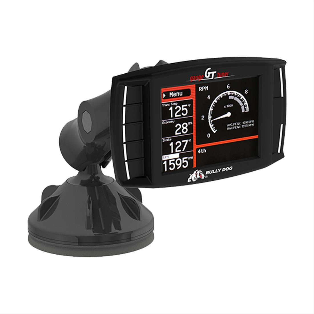 Bully Dog Platunum GT Gas Tuner 04-14 Dodge, Chrysler, Jeep