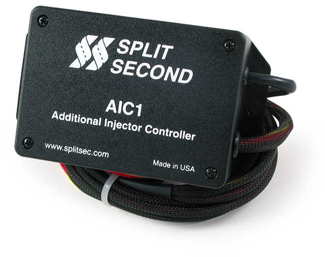 Split Second Absolute Pressure 2 Hi Z Injector Controller