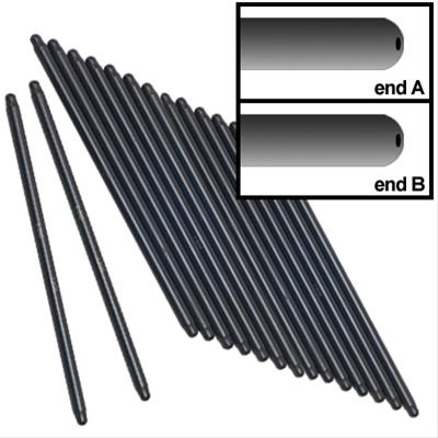 "Manley Chromoly Swedged End Pushrods 03-08 5.7L Hemi .080"" Wall"