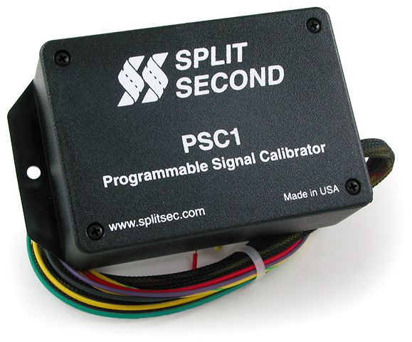 Split Second Air/Fuel Programmable Signal Calibrator