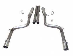 "SLP Loudmouth 3"" Exhaust System 08-14 Dodge Challenger 5.7L"