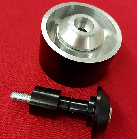 Billet Smooth Serpentine Belt Idler Pulley Gen 3 Hemi
