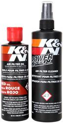 K&N Air Filter Oil and Cleaning Kit