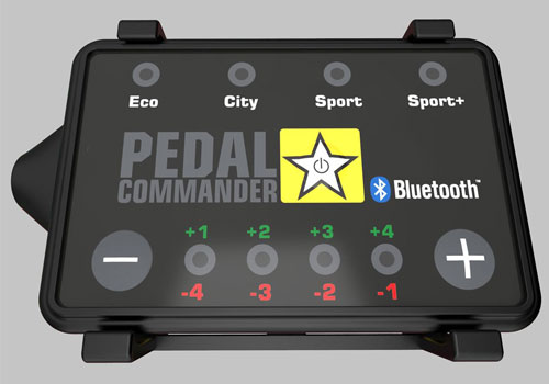Pedal Commander P4 Throttle Controller 05-06 Dodge Chrysler Jeep