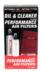 Spectre Peformance Air Filter Oil and Cleaning Kit