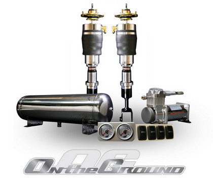 On The Ground Air Suspension System 05-up Charger,Magnum,300
