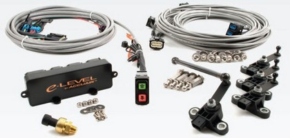 Accuair E-Level Electronic Leveling System Univeral Fit