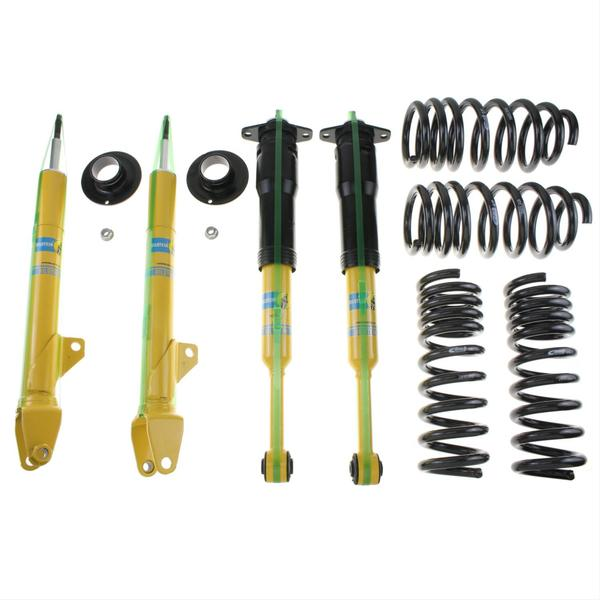 Bilstein B12 Suspension Kit 08-10 Dodge Challenger All