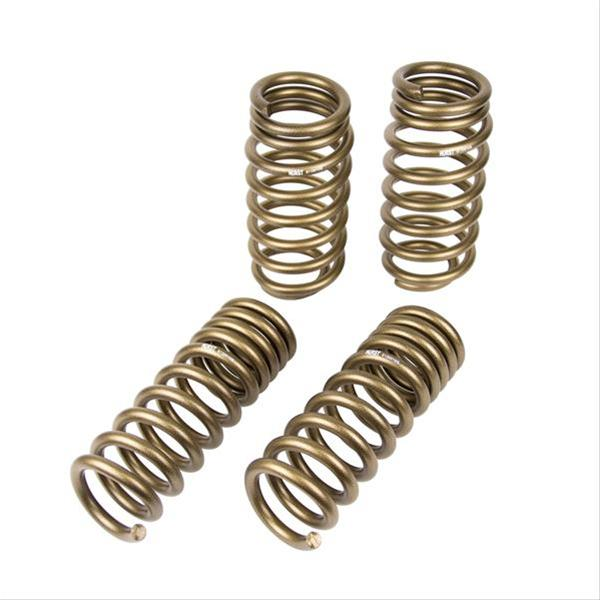 Hurst Stage 1 Coil Spring Kit 11-up Dodge Challenger V8