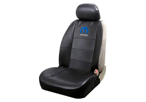 Seat Armour Slip On Seat Cover with Mopar Logo