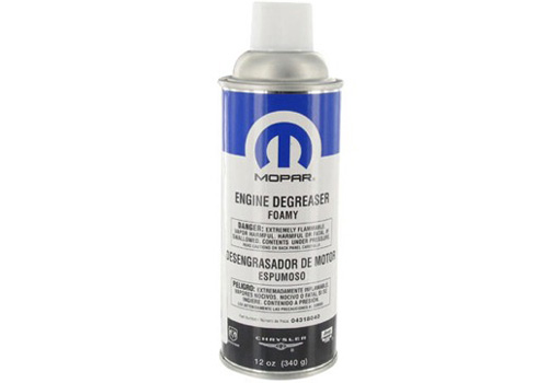 Mopar OEM Foamy Engine Degreaser & Cleaner 15 Oz Aerosol Can